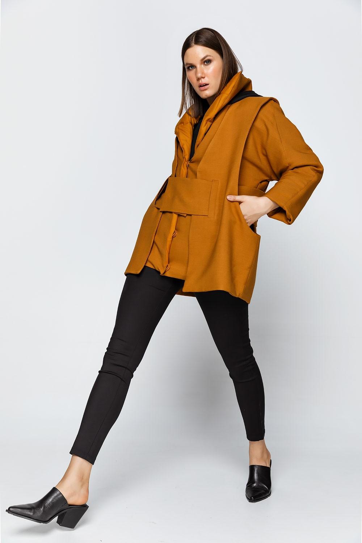 Puffer Jacket Short
