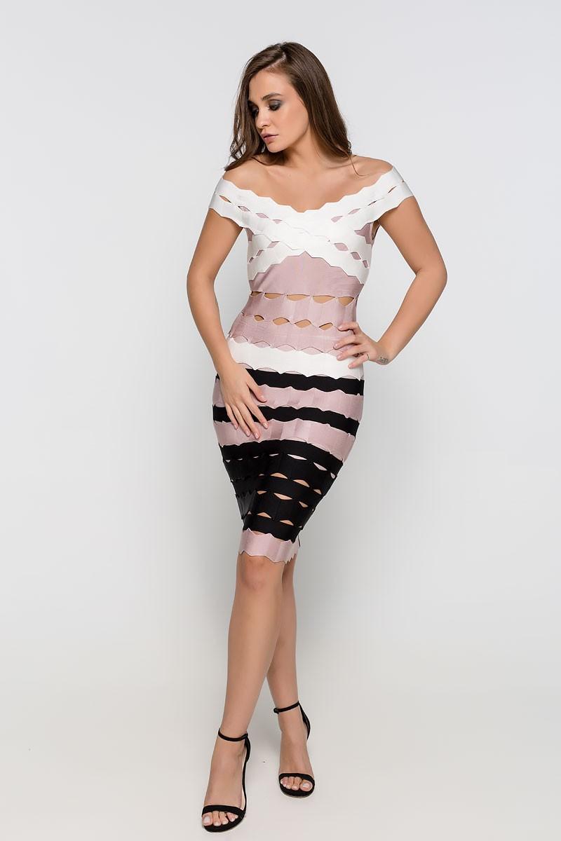 Nevada Pink Cross Dress