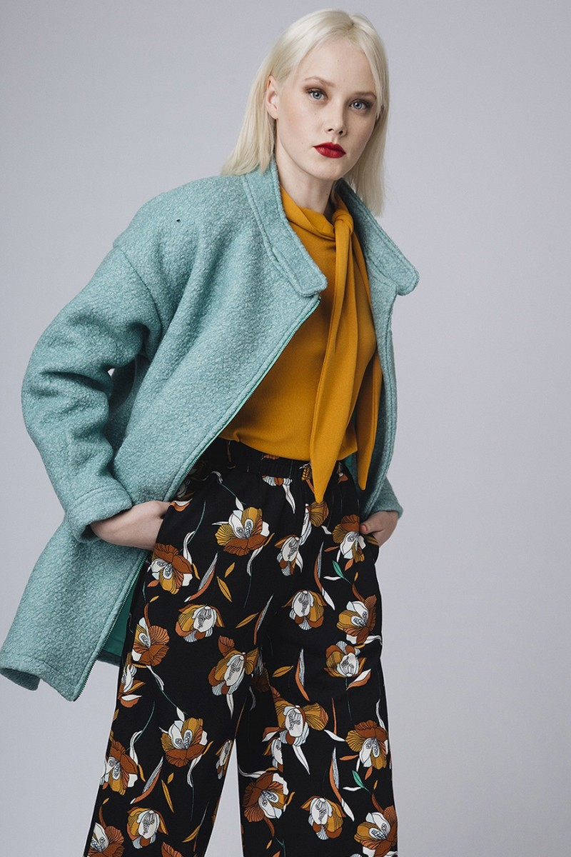 Ebro coat