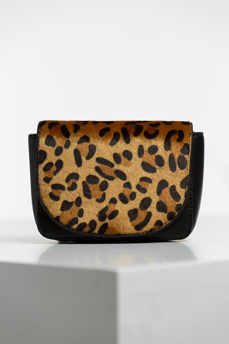 Leopard snake skin flap