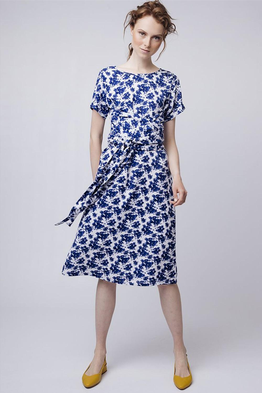Φόρεμα με Japanese print