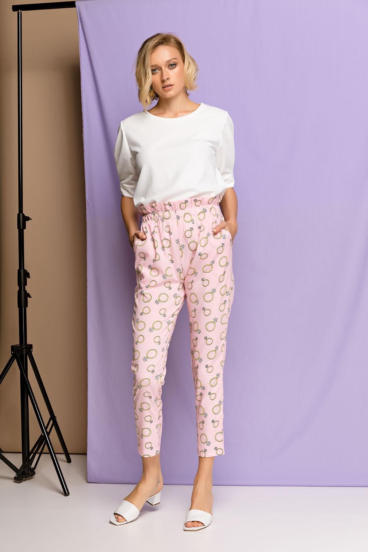 Pink Ring pants