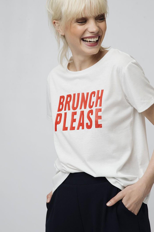 d45d32855263 Brunch Please t-shirt - Bettina Stores Bettina Stores