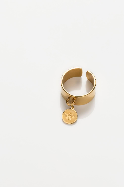 Δαχτυλίδι με κρεμαστό
