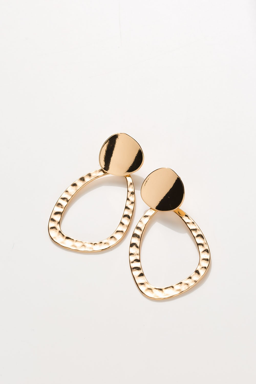 Σκουλαρίκια κρεμαστά γεωμετρικά
