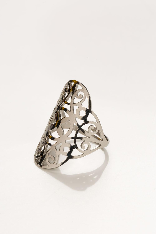 Δαχτυλίδι διάτρητο