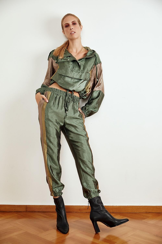 Παντελόνι φόρμας με λάστιχο