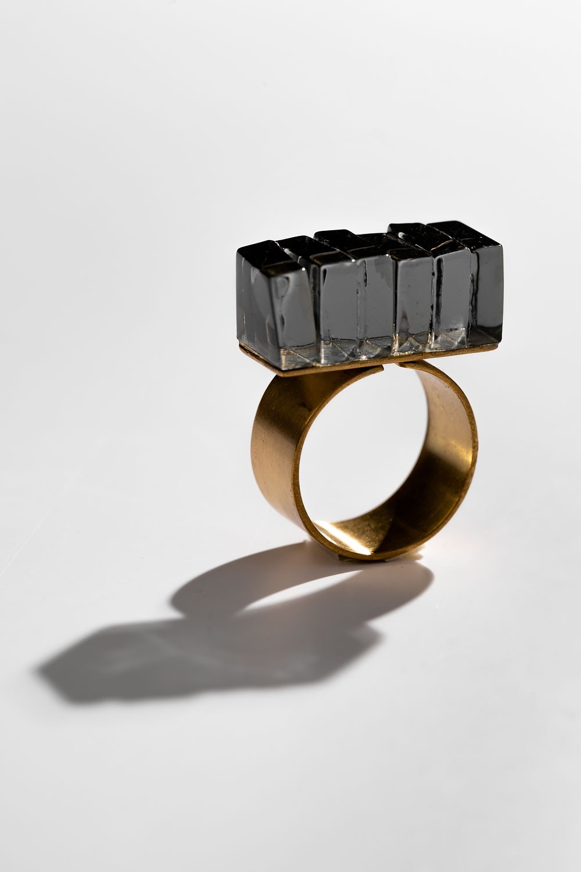 Δαχτυλίδι γυάλινο