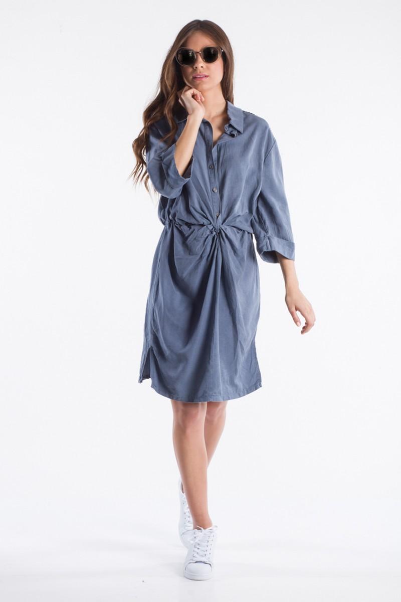 125feb8de17d Φόρεμα με κόμπο - Bettina Stores Bettina Stores