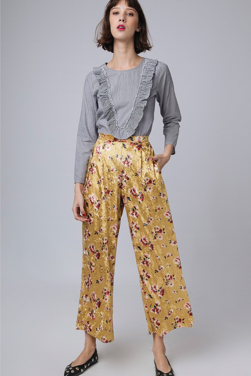 Lisboa Trousers