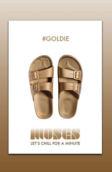 MOSES GOLDIE
