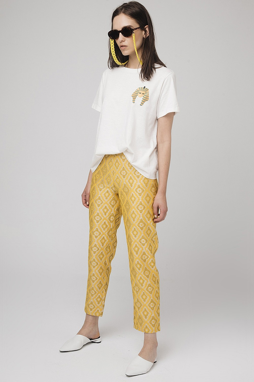 Παντελόνι με print