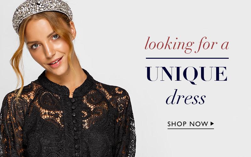 exclusive dresses