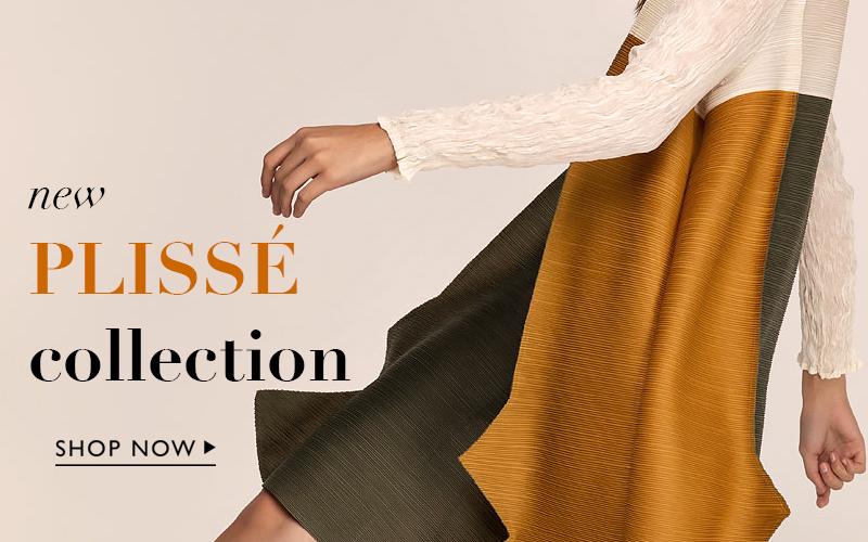 plisse collection